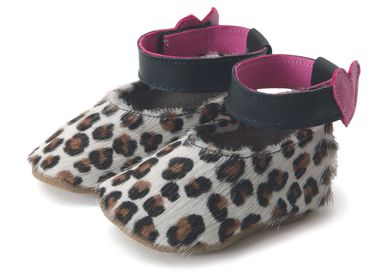 Slippers / shoes - Valentine Leopard - STARCHILD