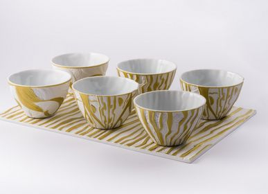Decorative objects - Bol - PORCELAINE CARPENET - LIMOGES