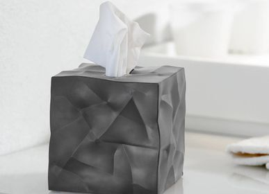 Design objects - Wipy - square tissue box - ESSEY