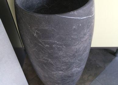 Revêtements sols intérieurs - Dallage en marbre Ste Anne - MINERAL