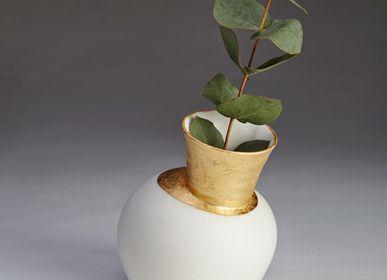 Vases - Vase de Parle Doré - JO DAVIES