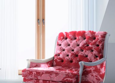 Hotel rooms - The Garden of Good and Evil collection - MUSHABOOM DESIGN