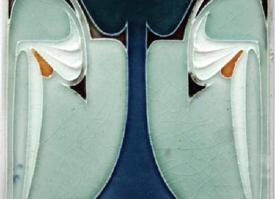 Accessoires à fixer - Céramiques Art Nouveau - KAROISTANBUL