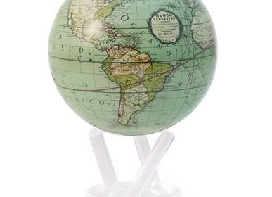 Gifts - Cassini Terrestrial MOVA Globe in Seafoam Green - MOVA EUROPE