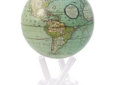 Cadeaux - Globe MOVA cassini terrestrial en vert - MOVA EUROPE