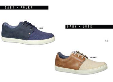 Shoes - GABY JUTE & POLKA DOTS - MASCARET