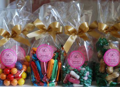 Confiserie - Bonbons à l'ancienne en sachet confiseur - Vdc Vie de Châteaux  - VIE DE CHÂTEAUX