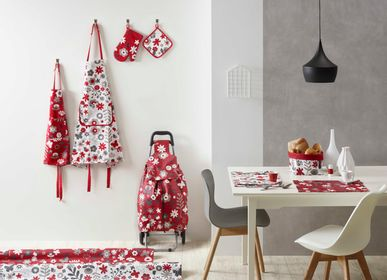 Tabliers de cuisine - ZICZAC Floral - TISECO