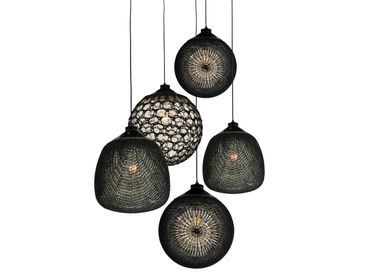 Hanging lights - Mr. Tricot: set of hanging lamps for outdoor and indoor use - MONSIEUR TRICOT