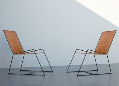 Lounge chairs - CHR15 chair - ISATI CREATIVE STUDIO