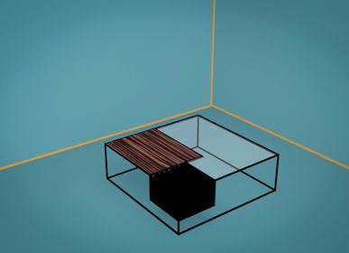 Coffee tables - coffee table TBL16 - ISATI CREATIVE STUDIO