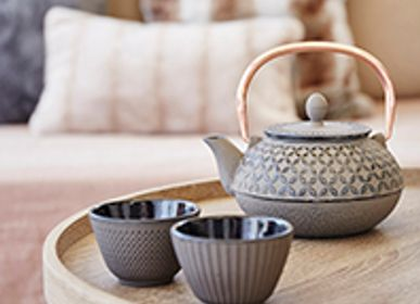 Tea / coffee accessories - CAST IRON TEIERE - SEMA