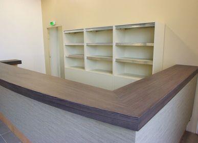 Desks - Home Bank - ATELIER HERSAN