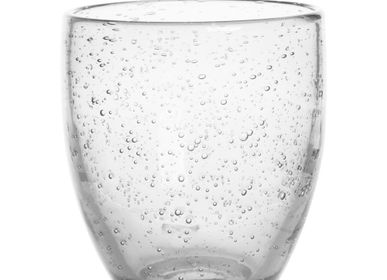 Glass - Tumbler 35 cl artisan bubble - TABLE PASSION - BASTIDE