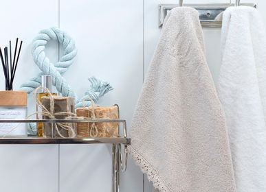 Bath linens - Blanc Mariclo Bath Linen - BLANC MARICLO