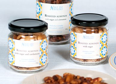 Delicatessen - VALE DO NAVALHO - ROASTED ALMONDS - CARB - CASA AGRÍCOLA RUI BATEL