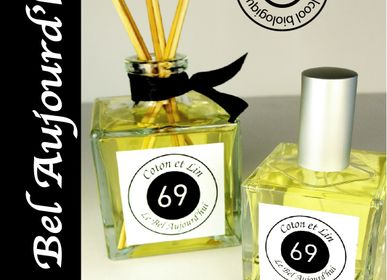 Home fragrances - CUBE COLLECTION - LE BEL AUJOURD'HUI