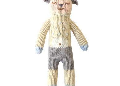 Soft toy - Wooly Rattle - BLABLA