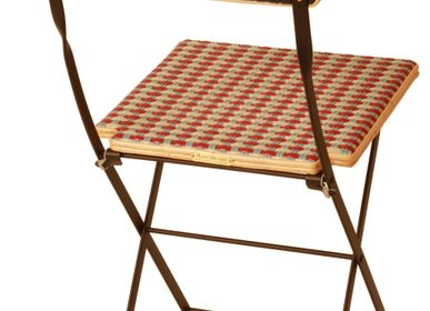 Design objects - Folding chair (Tuileries) - MAISON DRUCKER