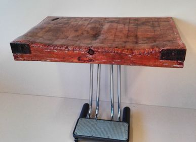 Tables - BUTCHER CHOP - BERNARD COLL DESIGN
