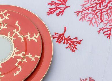 Kitchen fabrics - Collection Dentelle de Corail - VALOMBREUSE