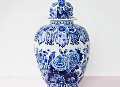 Vases - vase Lion pot - ROYAL DELFT
