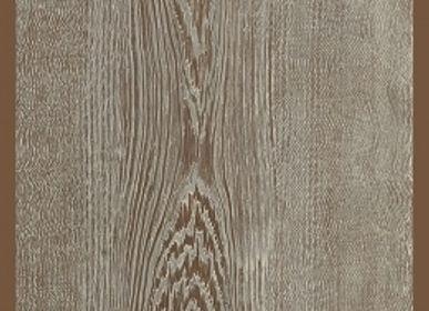 Wall decoration - Imitation Oakwood - ATELIER  ATHENAIS DECORS PEINTS