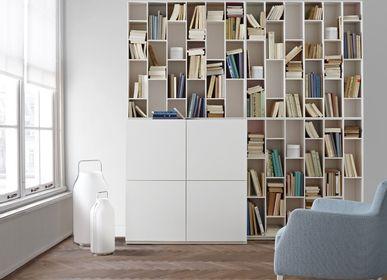 Bookshelves - BOOK&LOOK - LIGNE ROSET