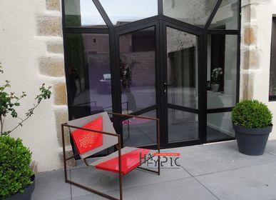 "Chaises de jardin - fauteuil outdoor ""XXL"" - HATYPIC CONTEMPORARY STONE"