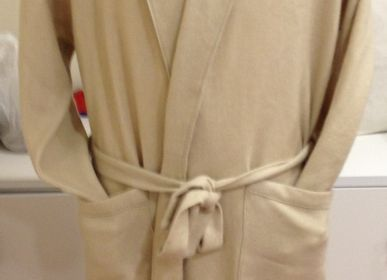 Homewear - Dressing Gown Men & Women 100% Cashmere - Di Lucca 100% Cashmere