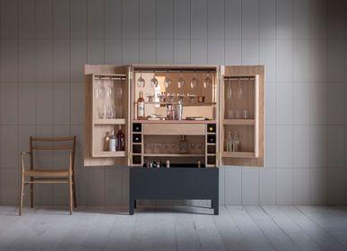 Shelves - Frans drinks cabinet - PINCH