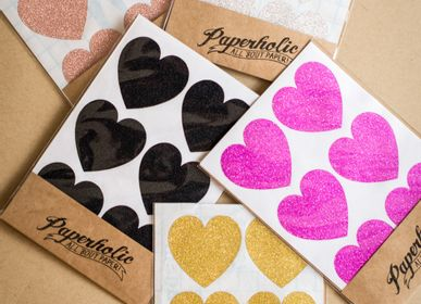 Papeterie - Paperholic Glitter Sticker - PAPERHOLIC ALL BOUT PAPER
