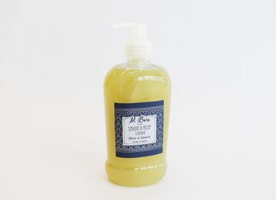 Soaps - savon d'Alep parfume (rose) - ALBARA SAVON D'ALEP