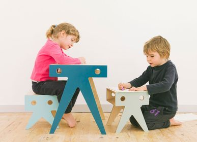Children's desks - THE WALRUS FAMILY - NIMIO