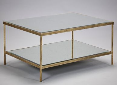 Coffee tables - Victor Coffee Table in Or - ROBERT LANGFORD