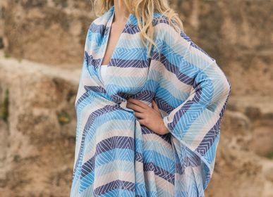 Sarong - Skye - Begonville Original Collection Turkish Towel - BEGONVILLE