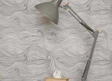 Wall decoration - Seascape Wallpaper - ABIGAIL EDWARDS LTD