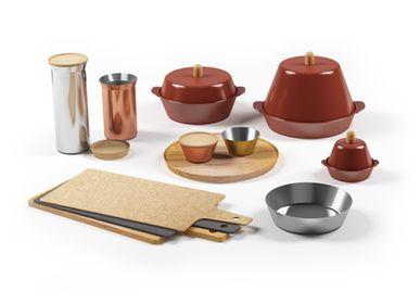 Kitchen utensils - meze collection - MEZE MEDITERRANEUM