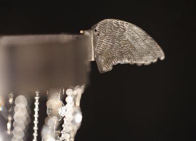 Plafonniers - Lustre d'oiseau de paradis - EMERALD FAERIE