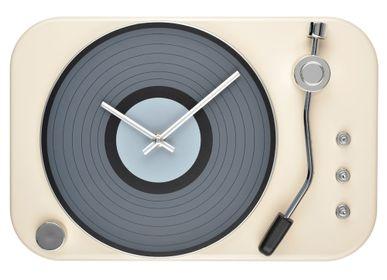 Horloges - HORLOGE TOURNE DISQUE  - LA CHAISE LONGUE