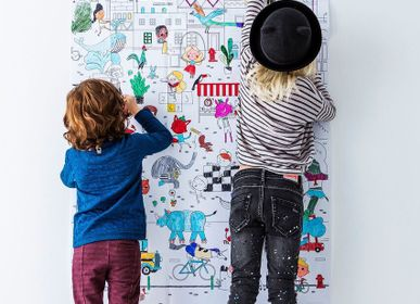 Creative Hobbies - Giant colouring pictures - MAKII