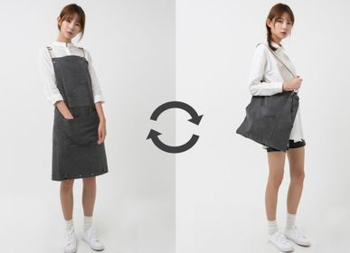 Aprons - ZERO APRON 2WAY - ZERO SPACE INC