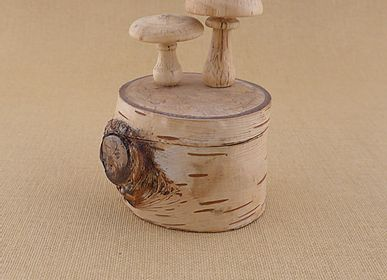 "Decorative objects - ""Mini Mushrooms"" - RENARD BIJOUX"