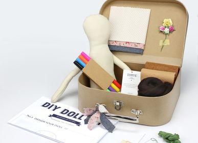 Loisirs créatifs - DIY Doll Kit - DUMYÉ