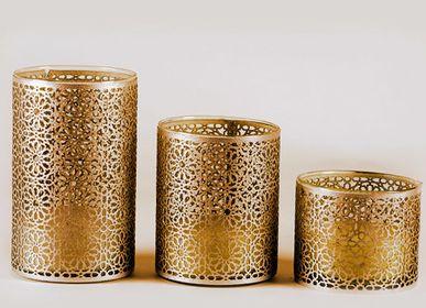 Lampes de table - BOUGIES - (Maroc) Marrakesh Creative Interiors Cluster - MCIC - CREATIVE MEDITERRANEAN
