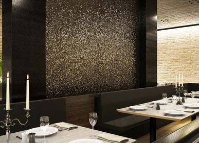 Wall coverings - Commercial Interior Display  - SHIMMERWALLS