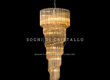 Hanging lights - Mastroianni - SOGNI DI CRISTALLO
