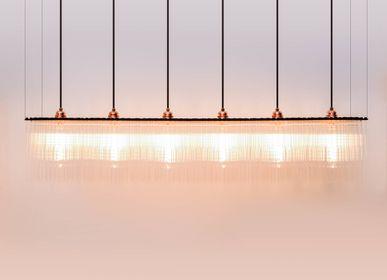 Hanging lights - C_968 - CREPUSCULE - STEELWOODANDGLASS