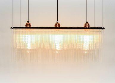 Ceiling lights - C_480 - CREPUSCULE - STEELWOODANDGLASS