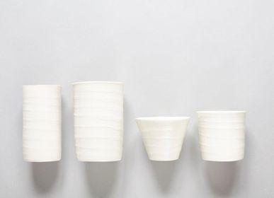 Ceramic - Stripes_Porcelain, handmade with love - TEXTPOTERIE